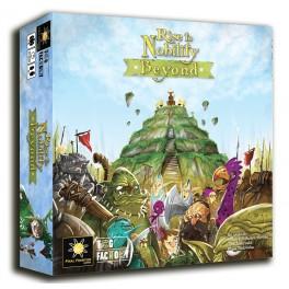 Rise to Nobility: Beyond (castellano) - expansión juego de mesa