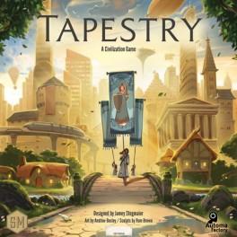 Tapestry (castellano) - juego de mesa