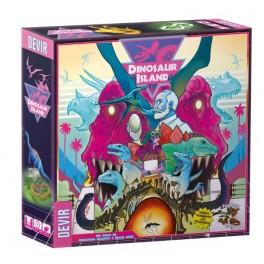 Dinosaur island (castellano) - juego de mesa