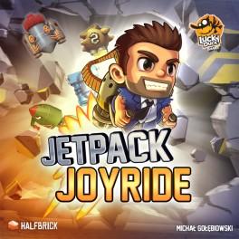 Jetpack Joyride - juego de mesa