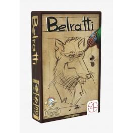 Belratti - juego de cartas