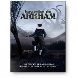 Leyendas de Arkham - juego de rol
