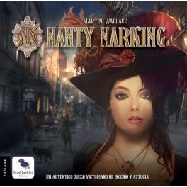 Nanty Narking - juego de mesa