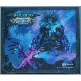 HEXplore It: The Forest of Adrimon Expansion - expansión juego de mesa