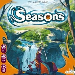 Seasons - juego de mesa
