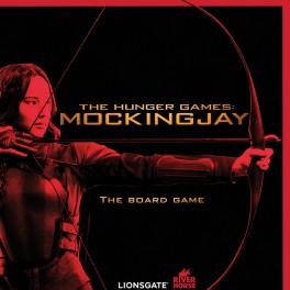 The Hunger Games: Mockingjay - The board game - juego de mesa