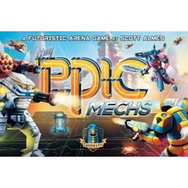 Tiny Epic Mechs - juego de mesa