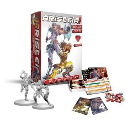 Aristeia Reckless Hearts - expansión juego de mesa