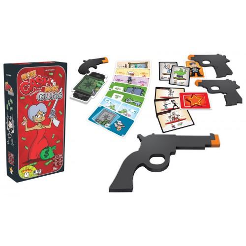 Comprar more cash 39 n more guns expansi n juego de mesa for Juego de mesa cash flow