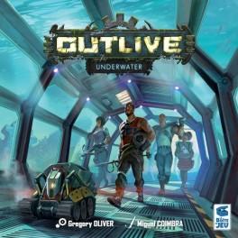 Outlive: Underwater (castellano) - expansion juego de mesa