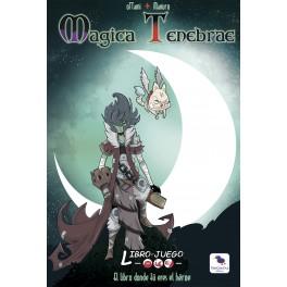 Libro Juego Magica Tenebrae - libro juego
