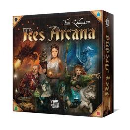 Res Arcana (castellano) - juego de mesa