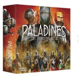 Paladines del Reino del Oeste - juego de mesa