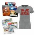 Terraforming Mars y Anachrony: Cartas promos + Camiseta de regalo