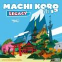 Machi koro Legacy - juego de cartas
