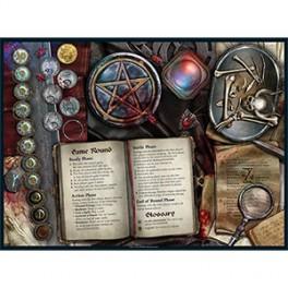Sorcerer: Extra Player Board - expansion juego de cartas