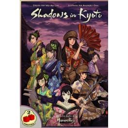 Shadows in Kyoto - juego de mesa