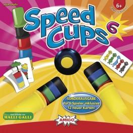 Speed Cups 6 - juego de cartas