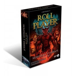 Roll Player: Monstruos y Esbirros - expansion juego de mesa