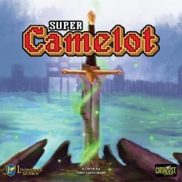Super Camelot - juego de mesa