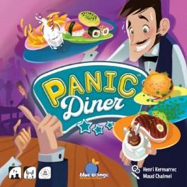 Panic Diner - juego de mesa