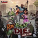 Run Fight or Die Reloaded - juego de mesa