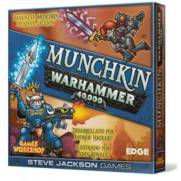Munchkin Warhammer 40.000 - juego de cartas