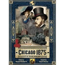 Chicago 1875: City of the Big Shoulders. Entrepeneur edition - juego de mesa