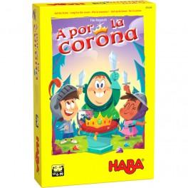 A por la Corona - juego de mesa para niños