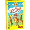 Lucky Jirafa - juego de mesa para niños