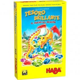 Tesoro Brillante: el Huevo del Dragon - juego de mesa para niños