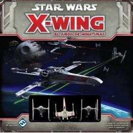 Star Wars X-Wing: Caja Basica