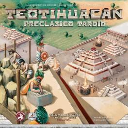 Teotihuacan: Preclasico Tardio - expansión juego de mesa