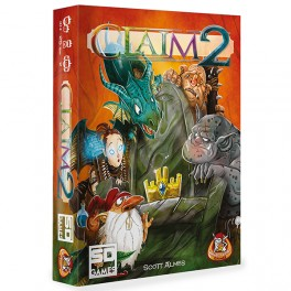 Claim 2 (castellano) - juego de cartas