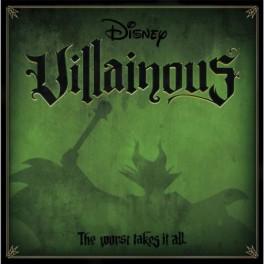 Disney Villainous (castellano) - juego de mesa