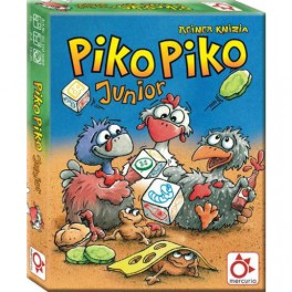 Piko Piko Junior - juego de mesa para niños