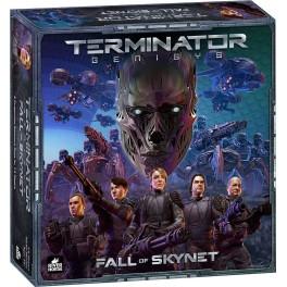 Terminator Genisys: La Caida de Skynet - expansión juego de mesa