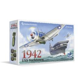 1942 USS Yorktown (edicion verkami) + Promo - juego de mesa