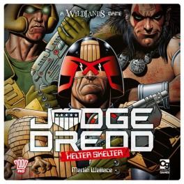 Judge Dredd: Helter Skelter - juego de mesa