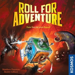Roll for Adventure - juego de mesa