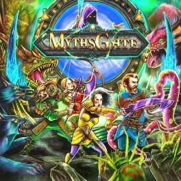 MythsGate - juego de mesa