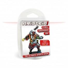 Aristeia: 8 Ball Greenskin - expansión juego de mesa