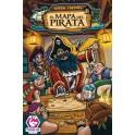 El mapa del pirata - juego de cartas