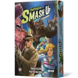 Smash Up: Ciencia Ficcion por partida Doble