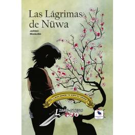 Libro Juego Las Lagrimas de Nuwa - libro juego