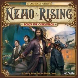 Nemo Rising: Robur the Conqueror - juego de mesa