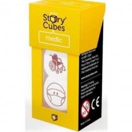 Story cubes: medico