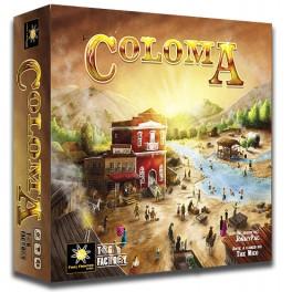 Coloma (castellano) - juego de mesa
