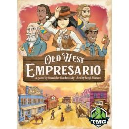 Old West Empresario - juego de mesa