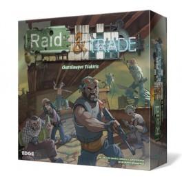 Raid & trade juego de mesa